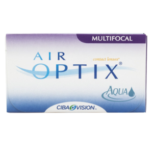 air optics aqua multifocal